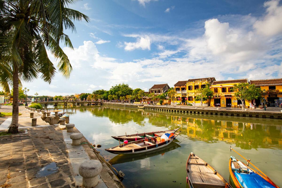 Hoi An in Vietnam